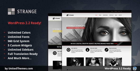 strange__modern_portfolio_wordpress_theme